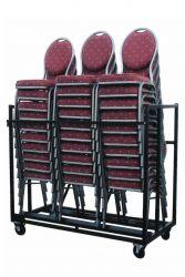 Transportkar voor 30 stackchairs