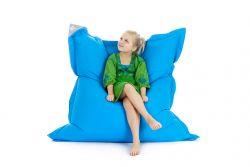 Sit on it medium electric blue